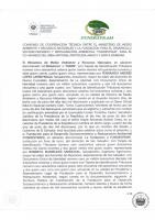 CONVENIO DE MANEJO DEL ANP-SANTA BARBARA-MARN-FUNDESYRAM