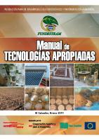 TECNOLOGIAS APROPIADAS