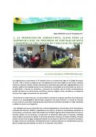 Organización comunitaria 09-2017