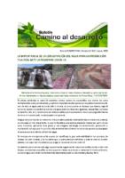 Conservación del agua 6-2020